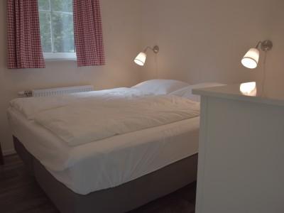 De tweede tweepersoonskamer
